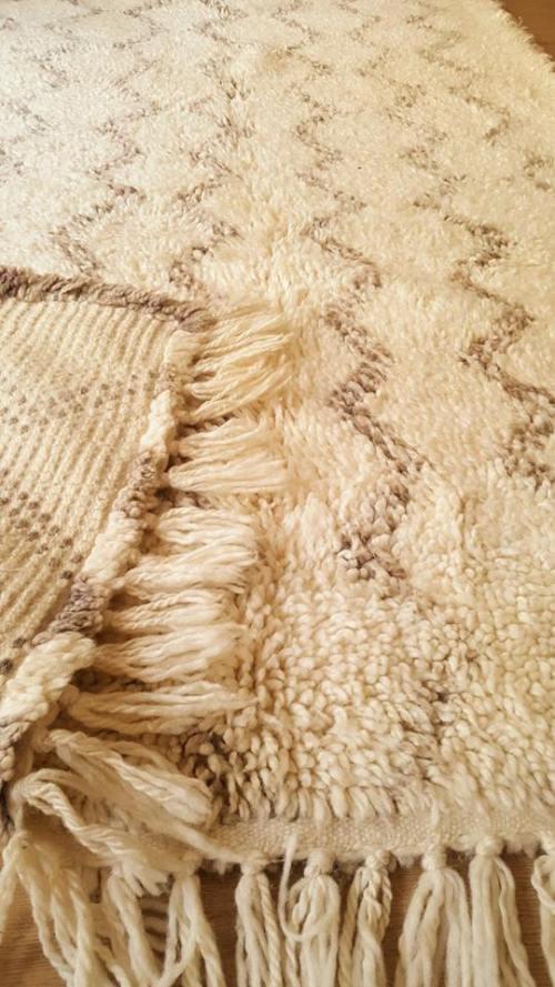 tapis berbere beni ouarain