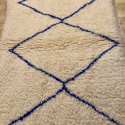 tapis berbère beni ouarain