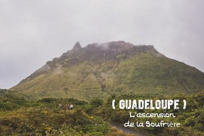 Ascension de La Soufrière