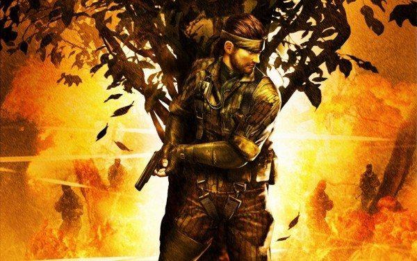 Metal Gear Solid 3 Snake Eater