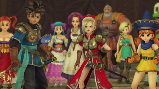 Dragon-Quest-Heroes-characters