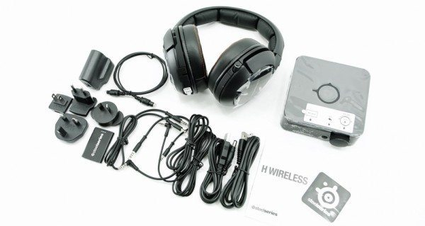 SteelSeries H Wireless 8