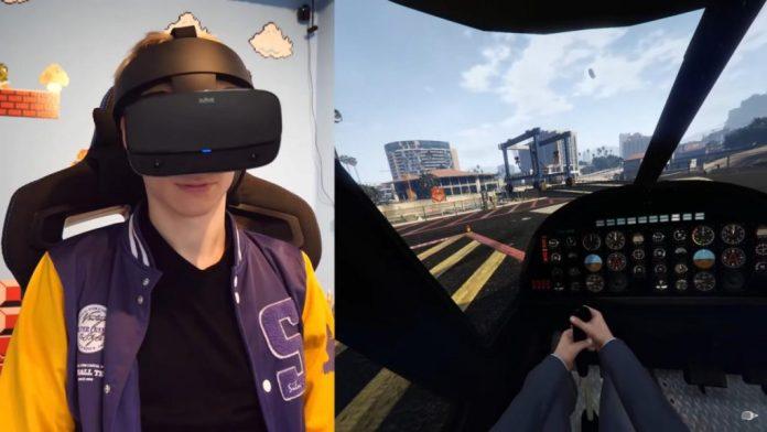 Mod GTA V Ini Akhirnya Berjaya Bawakan Virtual Reality (VR) Ke Dalam Game