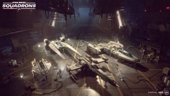 7 Perkara Tentang Star Wars Squadrons Yang Korang Perlu Tahu - Pertempuran Angkasa 5v5 First-Person