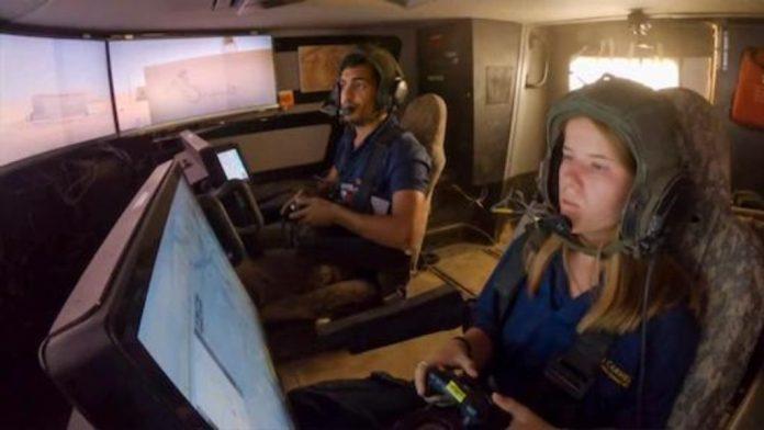 Tentera Israel Sedang Bangunkan Kereta Kebal Yang Guna Controller Xbox, Tablet, UI Macam Game