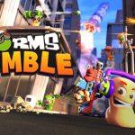 Worms Juga Umumkan Game Baru Battle Royale Untuk PS4, PS5 Dan PC