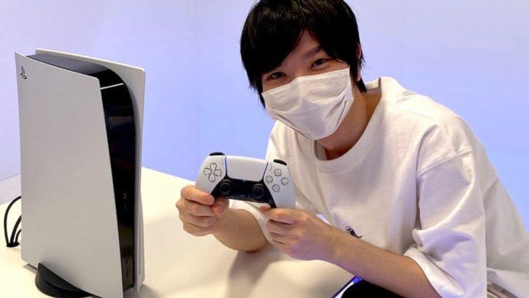 Ini Gambar PS5 Dan DualSense Sebenar Yang Diambil Bersebelahan Gamer