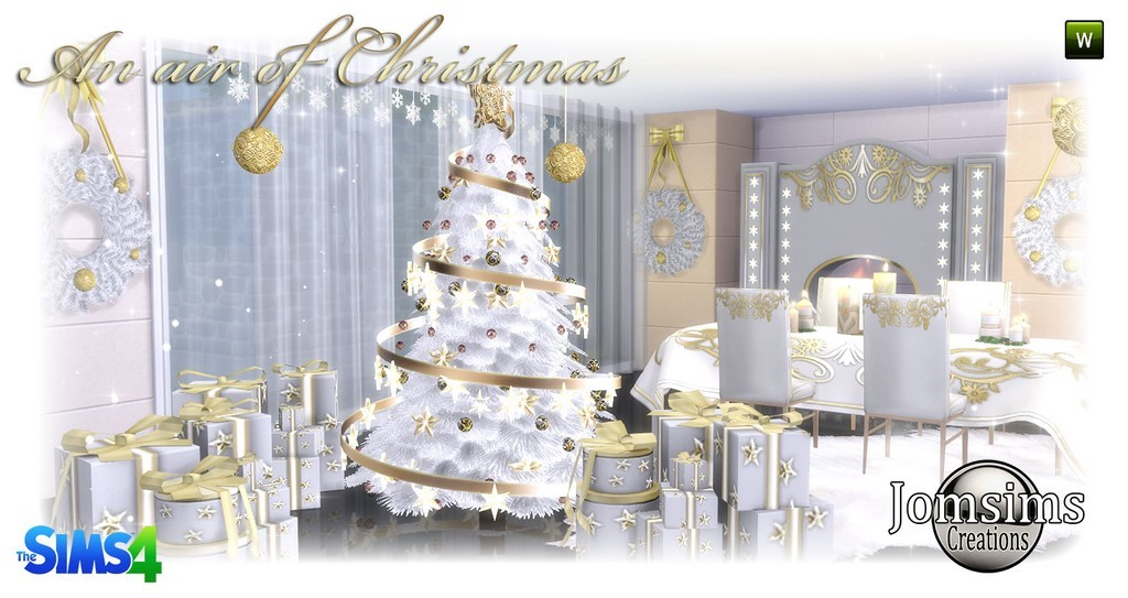 Christmas Sims 4