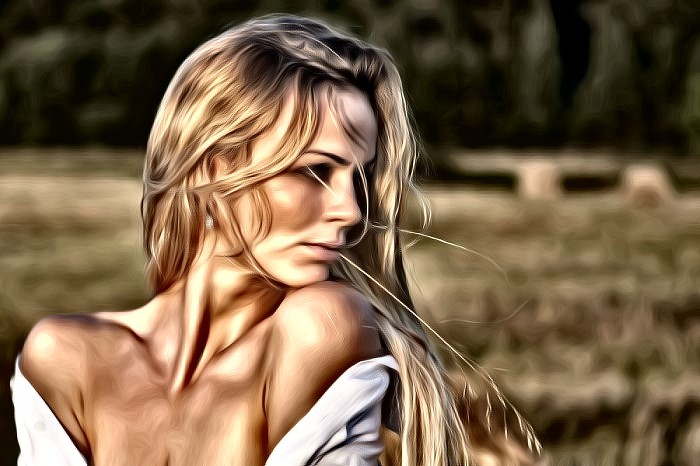 Heather Crews, painted