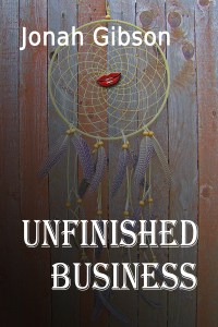 Book cover for Unfinished Business
