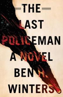 Book Cover - The Last Policeman