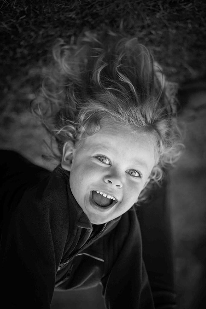 Barnfotograf - Porträtt