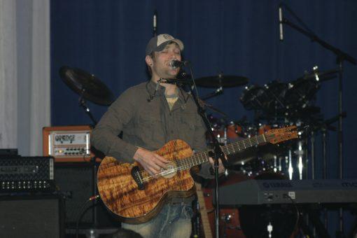 Shawn McDonald Concert