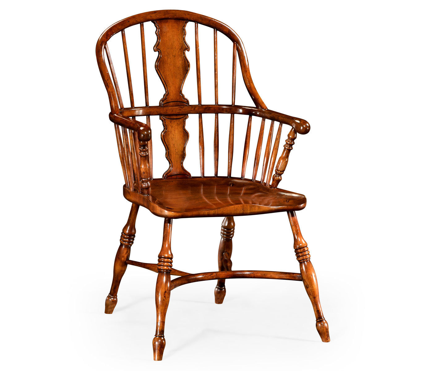 windsor chair with arms hanging egg cheap splat back arm