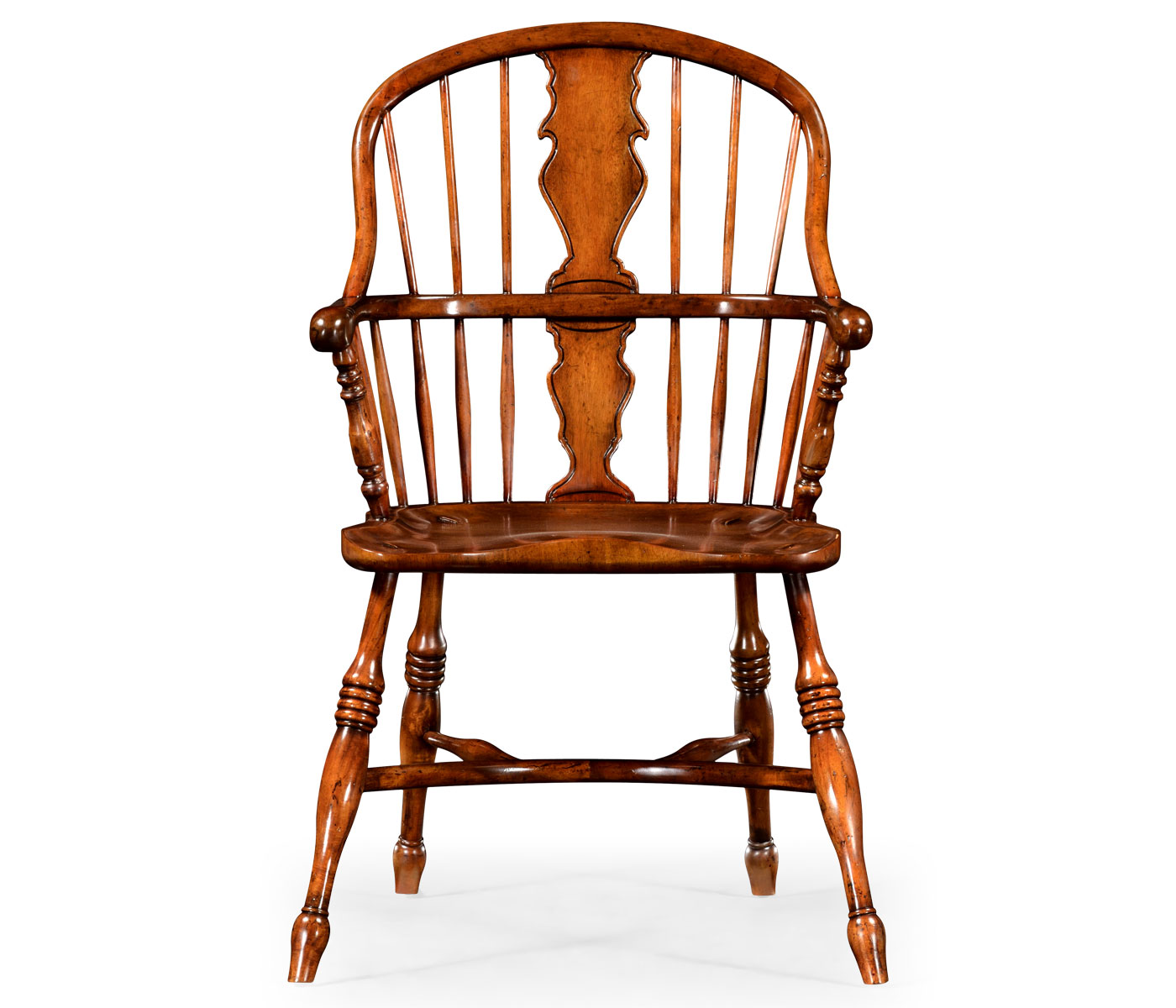 windsor chair with arms horse riding splat back arm