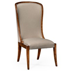 Tall Dining Chairs Ozark Trail Oversized Mesh Chair High Curved Back Upholstered Side