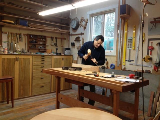 Fine Woodworking Studio  Gallery