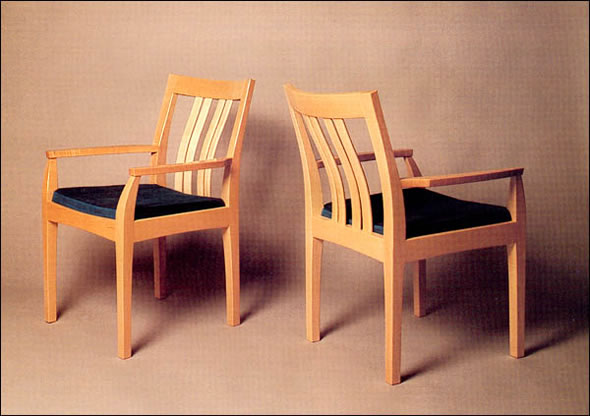 rocking chair fine woodworking knoll office seatings and beds custom leviathan