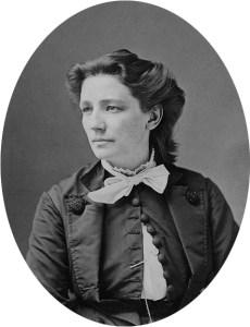 Victoria Claftin Woodhull. Wikimedia Commons.