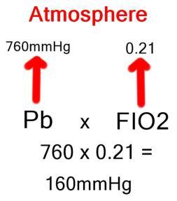 PO2 atmosphere