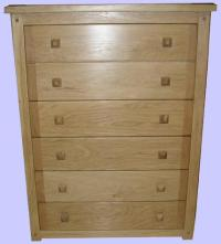 Freestanding Kitchen Furniture Cottage Chest of Drawers