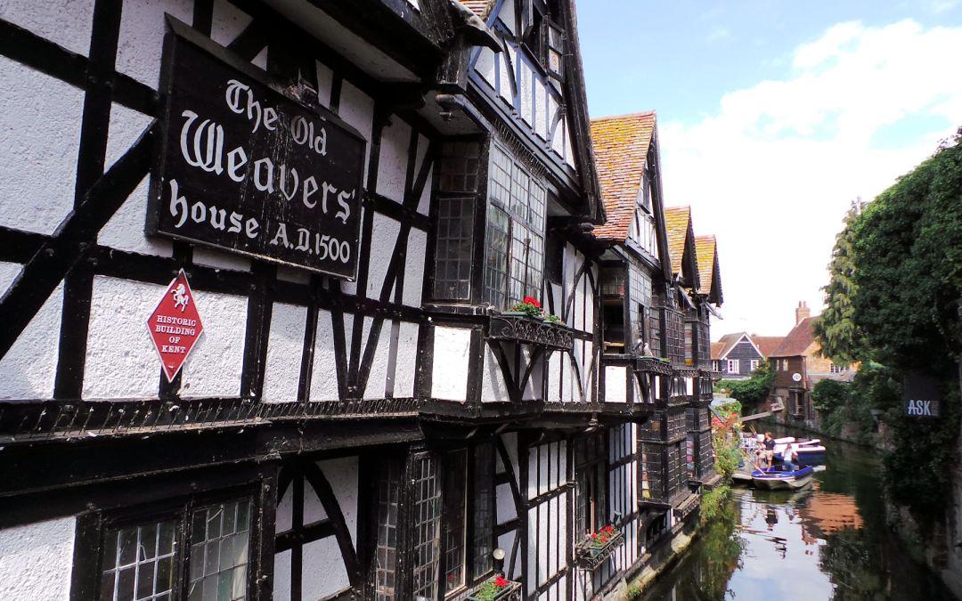 Une journée à Canterbury