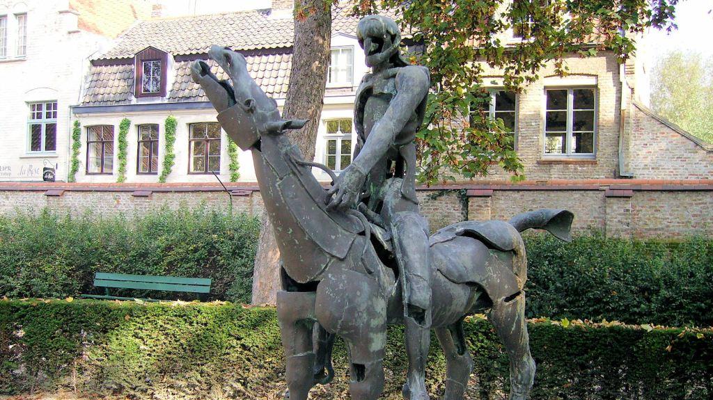 Les quatre cavaliers de l'apocalypse : la conquête