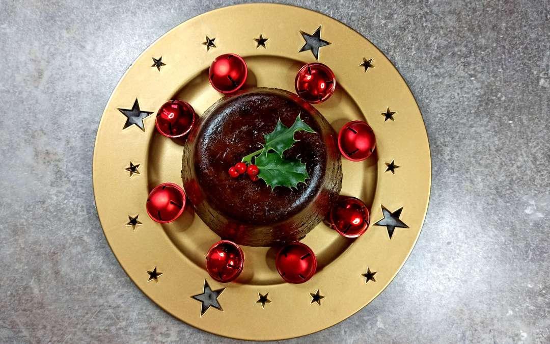 La recette du plum pudding : un dessert de Noël à Calais