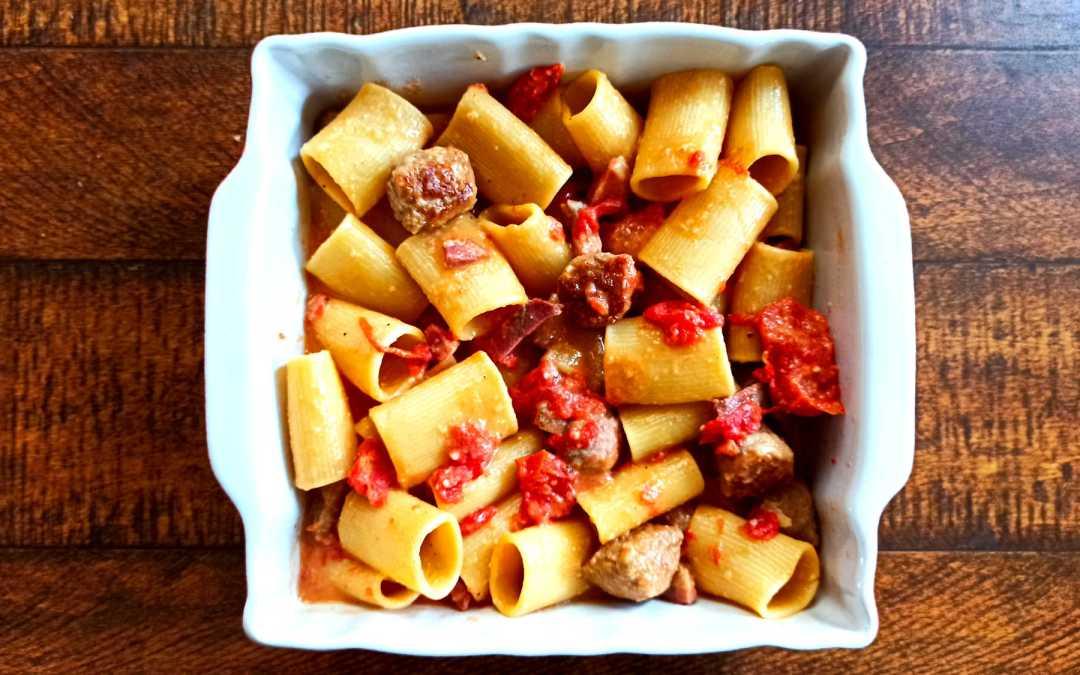 Pasta alla zozzona : une recette traditionnelle de la région de Rome