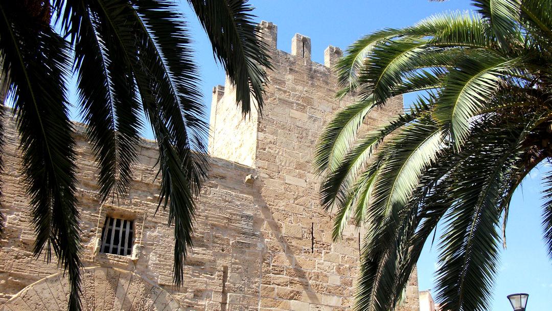 Alcudia : pause déjeuner de l'excursion à Majorque