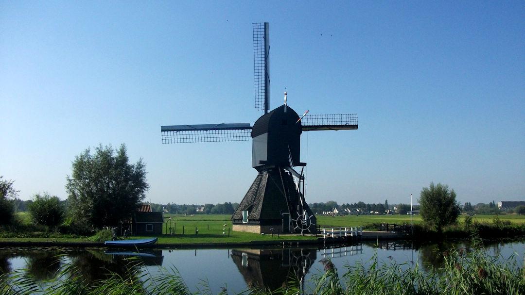 De Blokweer - les moulins de Kinderdijk