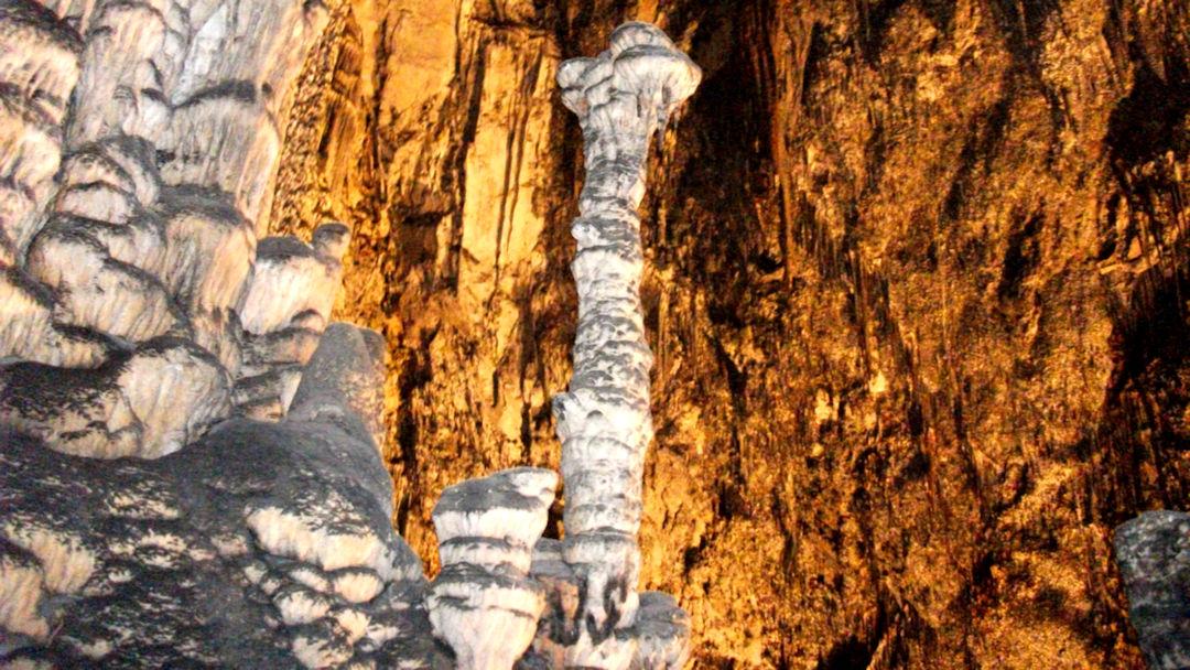 Excursion à Majorque : Les grottes d'Arta