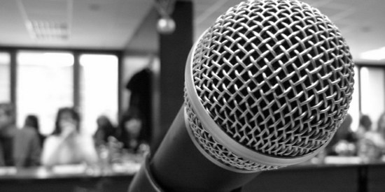 microphone - greenmmonster - flickrCC