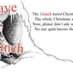 Did The Grinch Have It Right?