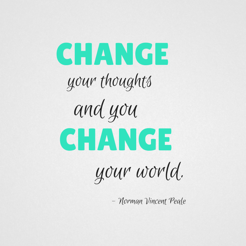 change your thoughts change your life pdf