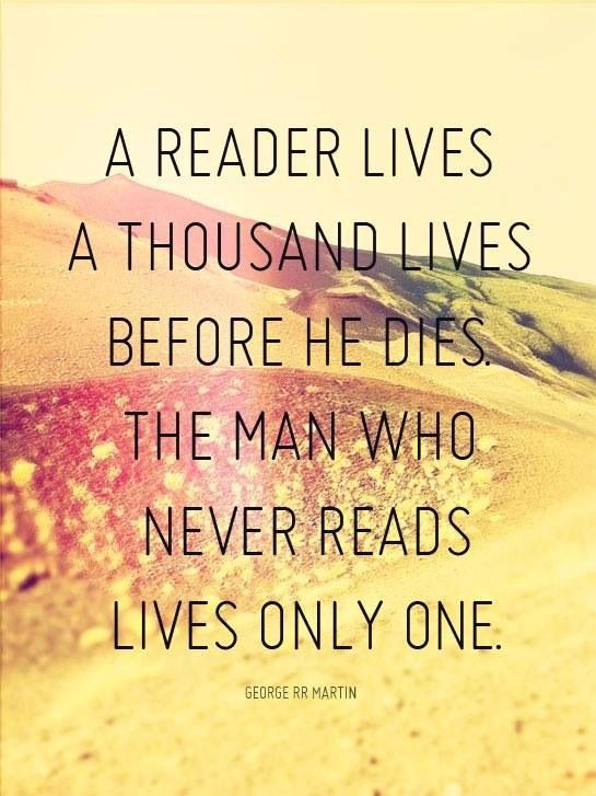 value of reading books