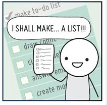 Image result for my lists have lists