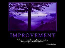 improvement 2