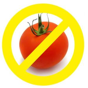 Jon Hilton Doesn't Like Tomatoes
