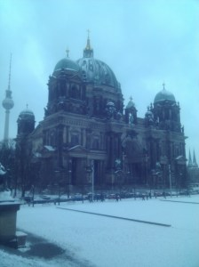 The Berliner Dom (Berlin Cathedral), on Museum Island.