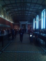 The Niobidensaal (Niobiden Hall) at the Neues Museum.