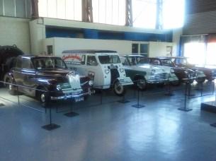 Vintage New Zealand automobiles at MOTAT.