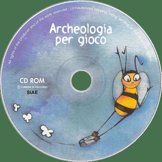 Archeologia Per Gioco CD