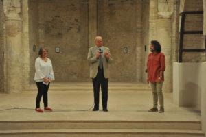 Santa Croce - Marisa Colibazzi, Stefano Papetti e Lufo