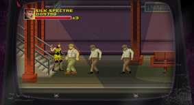 Watchmen game screenshot