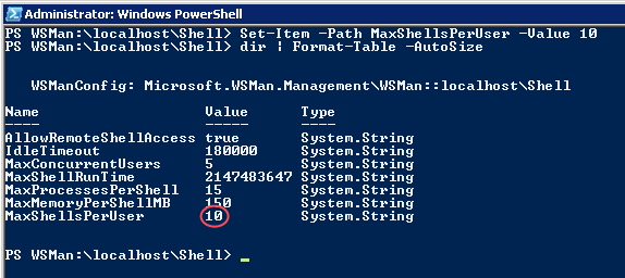 PowerShell 2.0: One Cmdlet at a Time #45 Connect-WSMan – Jonathan Medd's Blog