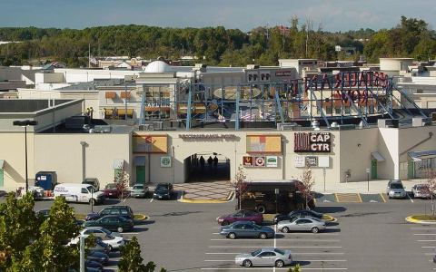 Boulevard at Capital Center Redevelopment in Largo (Prince George's County, MD)