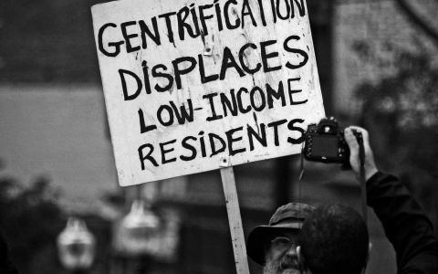 """Monetizing Gentrification"" presentation this Saturday @ Everlasting Life Restaurant (Capitol Heights, MD)"