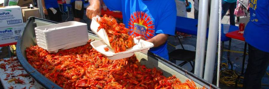 Get Out and Explore DC: New Orleans Seafood Festival