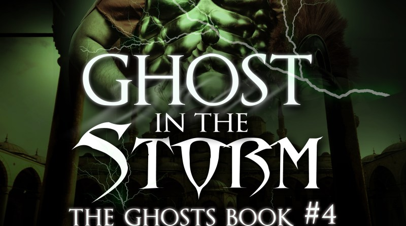 Ghost In The Storm Now Available In Audio Jonathan Moeller Pulp Writer